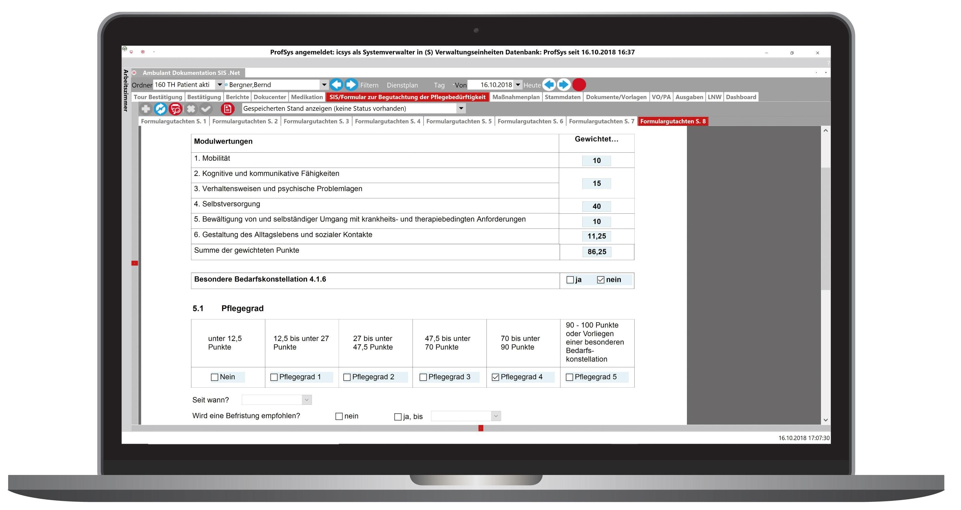 profsys_altenhilfe_ambulant_planung_und_dokumentation