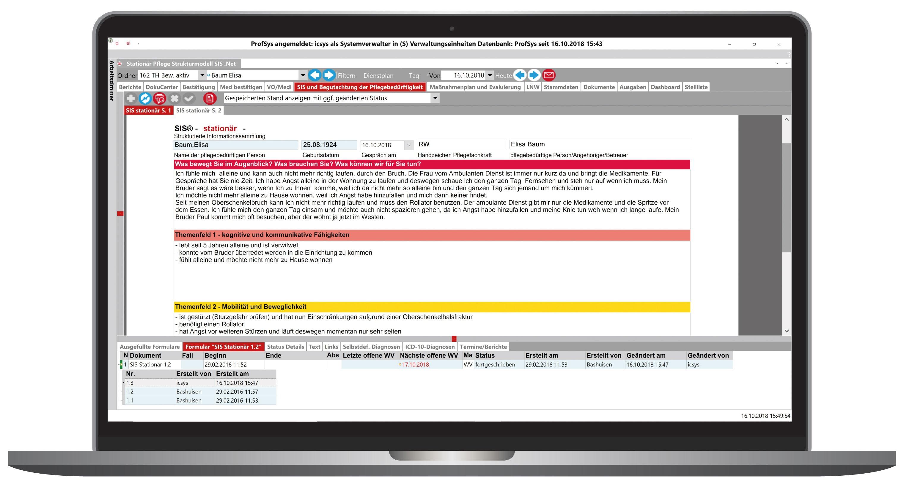 profsys_altenhilfe_stationaer_planung_und_dokumentation